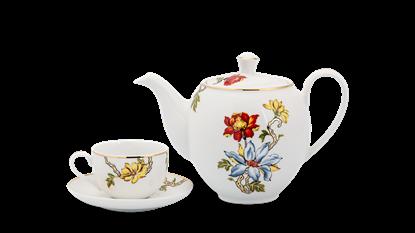 Hình ảnh của Bộ trà 0.8 L - Camellia - Cát Tường