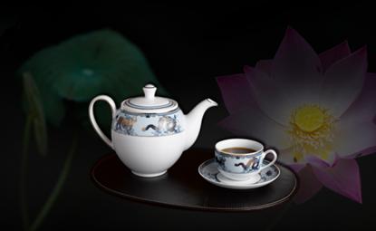 Hình ảnh của Bộ trà 0.8 L - Camellia - Tứ Linh
