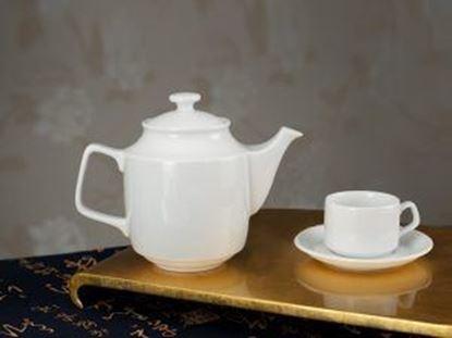 Hình ảnh của Bộ trà 0.7 L - Jasmine - Trắng
