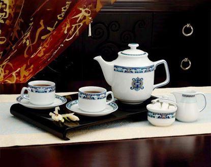 Hình ảnh của Bộ trà 0.7 L - Jasmine - Phước Lộc Thọ