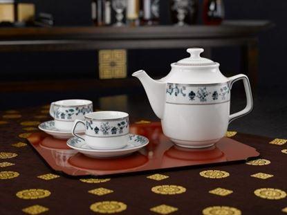 Hình ảnh của Bộ trà 0.7 L - Jasmine - Tứ Quý