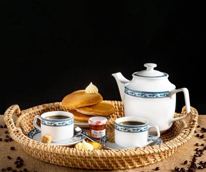Hình ảnh của Bộ trà 1.1 L - Jasmine - Chim Lạc