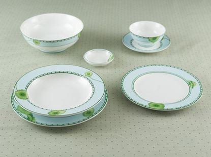 Hình ảnh của Bộ Bàn Ăn Tích Tuyết Thảo 35 SP