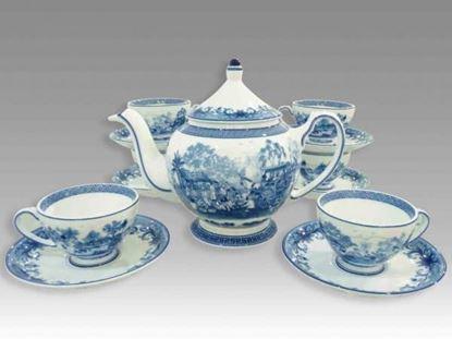 Hình ảnh của Bộ trà 0.8 L - Hoàng Cung - Hồn Quê