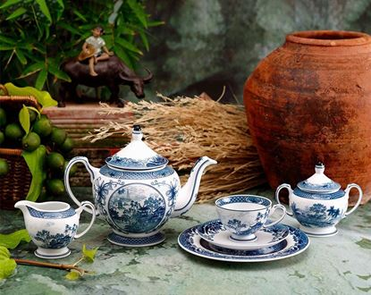 Hình ảnh của Bộ trà 1.3 L - Hoàng Cung - Hồn Việt