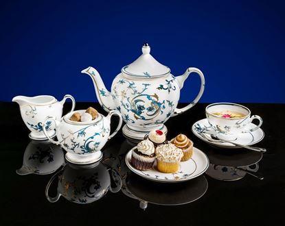 Hình ảnh của Bộ trà 1.3 L - Hoàng Cung - Lạc Hồng Vàng