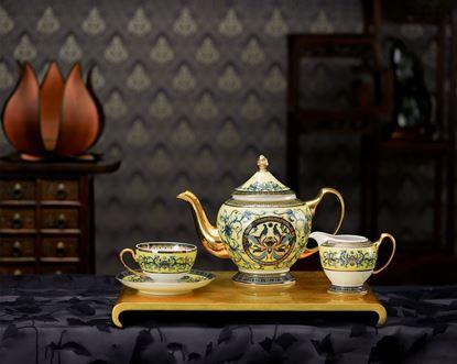 Hình ảnh của Bộ trà 1.3 L - Hoàng Cung - Hoàng Liên