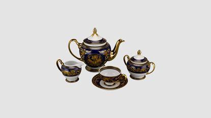 Hình ảnh của Bộ trà 1.3 L - Hoàng Cung - Cẩm Tú