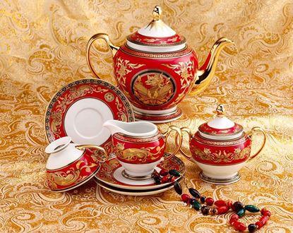 Hình ảnh của Bộ trà 1.3 L - Hoàng Cung - Quốc Sắc