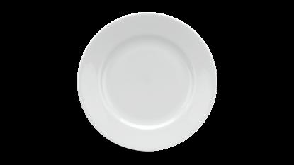 Hình ảnh của Dĩa tròn 15 cm - Jasmine - Trắng