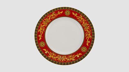 Hình ảnh của DĨA TRÒN 28 CM HOÀNG CUNG QUỐC SẮC