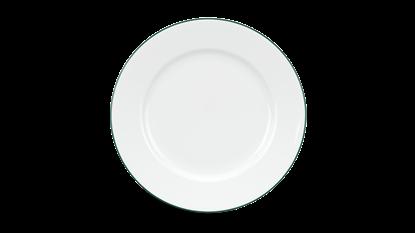 Hình ảnh của Dĩa tròn 18 cm - Jasmine - Chỉ Xanh Lá