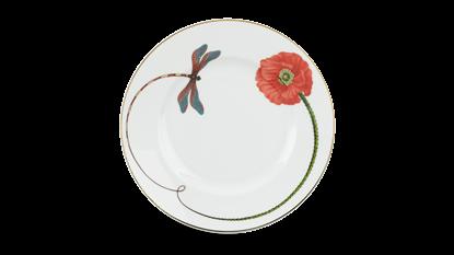 Hình ảnh của Dĩa tròn 20 cm - Camellia - Kết Duyên