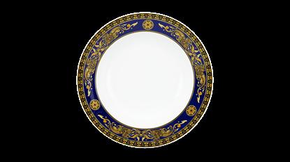 Hình ảnh của Dĩa tròn 20 cm - Hoàng Cung - Cẩm Tú