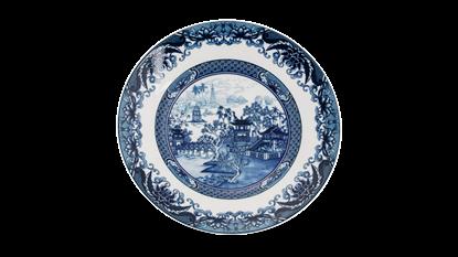 Hình ảnh của Dĩa tròn 20 cm - Hoàng Cung - Hồn Việt