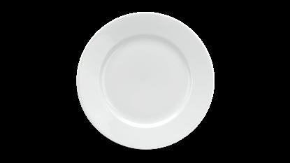 Hình ảnh của Dĩa tròn 20 cm - Jasmine - Trắng
